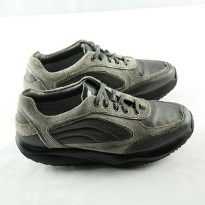 MBT Maliza Walking Sneakers Womens Sz 9 Gray